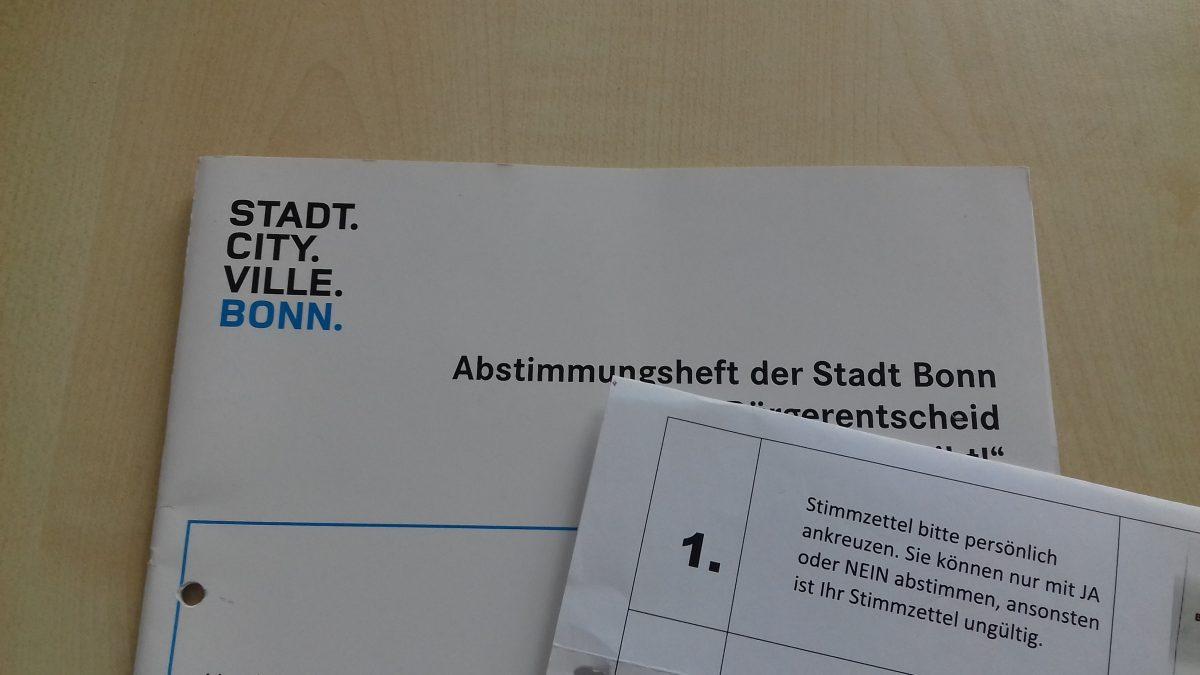 Abgabe Abstimmungsheft