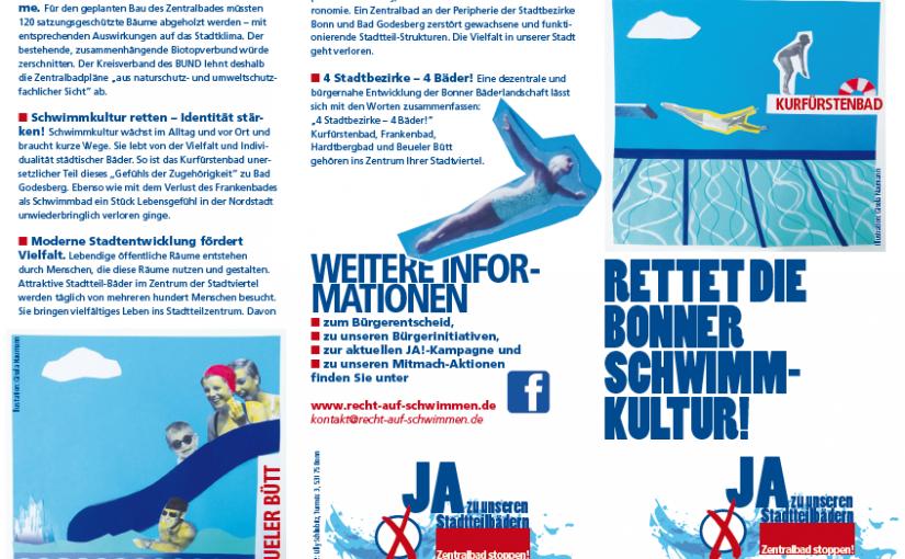 Flyer zum Bürgerentscheid 2018